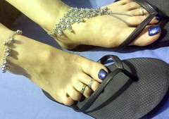 Shoe play! (pbass156) Tags: shoeplay toes toefetish toenails teasing feet foot footfetish fetish sexy shoes strappy sandalias sandals