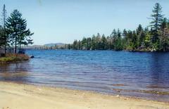 Lake Sebago (RockN) Tags: lakesebago august 1985 casco maine newengland