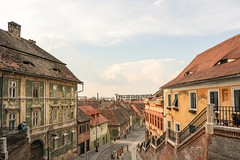 Sibiu (Marwanhaddad) Tags: travel romania landscape cityscape city