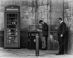 Redundant (JEFF CARR IMAGES) Tags: manchester northwestengland streetlife cityscapes