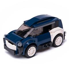 75885 Family Minivan (KEEP_ON_BRICKING) Tags: lego car tutorial building instructions youtube video custom design keeponbricking 75885 ford fiesta wrx set legoset legomoc mod moc vehicle family minivan