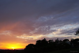 01 Sunset in Tuscany 2018.09.13