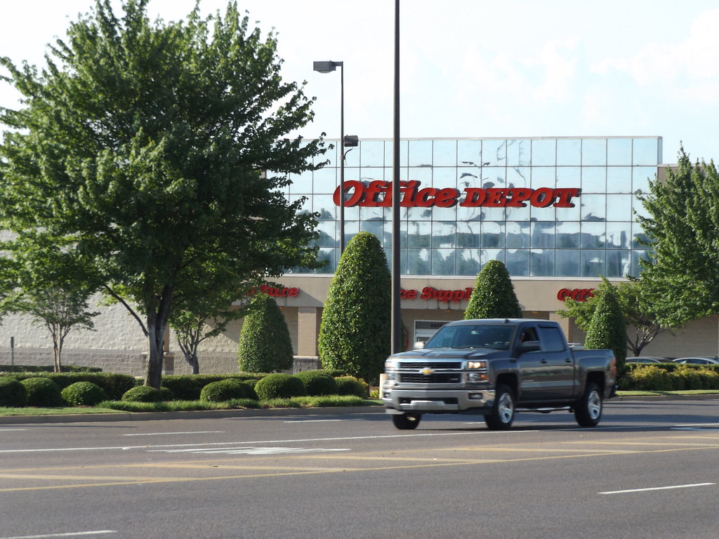 Superieur Office Depot #629 Southaven, MS (COOLCAT433) Tags: Office Depot 629 6808