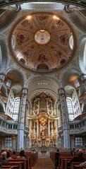 Frauenkirche Dresden interior (Parchman Kid (Jerry)) Tags: frauenkirche dresden parchmankid sony a6500 church interior
