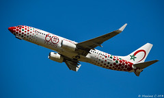 S i x t y (Maxime C-M ✈) Tags: airplane sky colors france paris travel summer rabat morocco passion aviation beautiful fly world discover europe