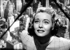 """Patricia Neal in """"The Fountainhead"""" (1949). (stalnakerjack) Tags: aynrand thefountainhead hollywood movies film actresses patricianeal"""