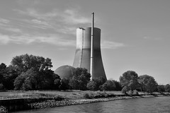 Watch Tower (redmanian) Tags: coolingtower rhine germany