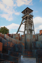 C-mine (Genk,Belgium) (Jean-Pierre Robbens) Tags: landscape mines industry