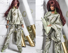 Andros ooak outfit (dollsalive) Tags: fashionroyalty fr2 fashiondoll fashionroyaltydoll dollfashion dollshoes dolloutfit dollsalive rayna hightonedrayna