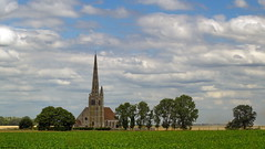 Église Sainte-Félicité de Montagny-Sainte-Félicité (Phil du Valois) Tags: église saintefélicité montagnysaintefélicité montagny sainte félicité