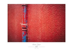DSCF4003 (Nibor Jiher) Tags: brique goutière lesfades mur abandonned urban urbain street