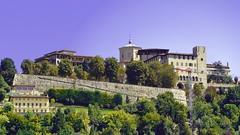 Alegria (Wrabitt...[]Calogero[]) Tags: italia lombardia bergamo cittàalta landscape paisaje paesaggio allaperto paesaggioallaperto