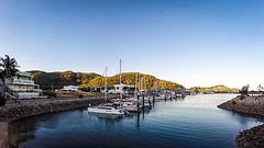(Lenny Turner) Tags: nellybay harbor holiday magneticisland sunset hero3 gopro