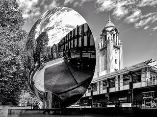 Sky Mirror, Nottingham