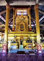 Hintha gon (Nebelkuss) Tags: myanmar asia birmania burma bagó pegú templo temple fujixt1