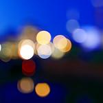 Schloßbrücke bei Nacht thumbnail
