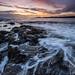 Beadnell Bay Sunrise
