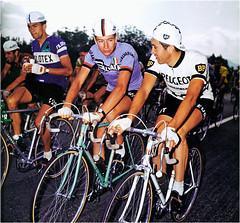 Merckx Gimondi 1967 (Chris Protopapas) Tags: eddymerckx felicegimondi merckx gimondi giro campagnolo masi peugeot peloton racing bicycle bianchi salvarini girod'italia mafac universal cinelli girod'italia taunus filotex