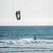 Kitesurfing in Big Sur, California