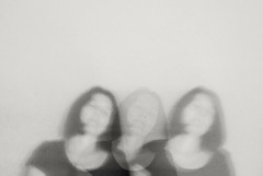 one | two | three (mario.reinisch81) Tags: myinterpretationoflight mystic dream portrait bwportrait bwn bw blackandwhitephoto art