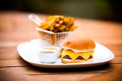 Knife (Thomas Hawk) Tags: america dallas frenchfries highland highlanddallas hotel texas usa unitedstates unitedstatesofamerica burger cheeseburger food foodporn knife restaurant fav10 fav25 fav50