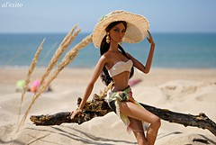 Elyse Jolie Seduisante (alexito spears) Tags: fashion royalty elyse jolie seduisante beach summer integrity toys doll
