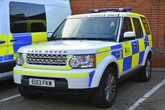 EU13 FKW (S11 AUN) Tags: essex police land rover discovery 4 tdv6 commercial vehicle unit cvu traffic car anpr rpu roads policing 999 emergency eu13fkw