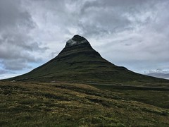 Iceland VIII (- Nosferatu -) Tags: iceland europe exploring exposure green wandering mountains mountain travel kirkjufell