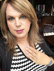 iPhone Selfies (Katie Lewis TV) Tags: crossdresser crossdressing cd