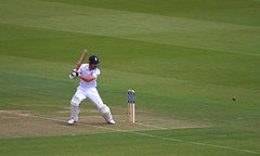 Farewell Chef (Treflyn) Tags: farewell chef alastair cook today announced retirement shot scoring boundary off sri lanka england test cricket lords 2014 classic cut four match