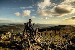 Craig Cau, Cader Idris (Brian Sayle) Tags: craigcau cadairidris caderidris clouds cloudporn sky skyporn dolgellau snowdonianationalpark gwynedd wales mawddachestuary cwmamarch minfforddpath craigcwmamarch craigycau penygader canon1635mm canon1635mm28 1635mm 1635mm28 6d canon6d canoneos6d eos6d northwales landscapephotography outdoors cymru hiking trekking walking climbing scrambling snowdoniascramble snowdonia mountain mountains visitwales getoutdoors alfredwainwright ordnancesurvey landscape