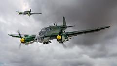 Heinkel He-111 (Adam Purves (S3ISOR)) Tags: cobi heinkel he111 bomber german luftwaffe aircraft bricks blocks 5534 cobi5534 military worldwar2 ww2 wwii worldwarii