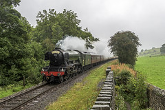 Wet Lumbs (4486Merlin) Tags: 60103 eastlancsrailway england europe exlner flyingscotsman heritagerailways lnerclassa3 northwest railways steam transport unitedkingdom irwellvale lancashire gbr