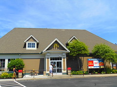 McDonald's (Blandford, Massachusetts) (jjbers) Tags: blandford interstate plaza june 30 2018 massachusetts 90 mcdonalds fast food