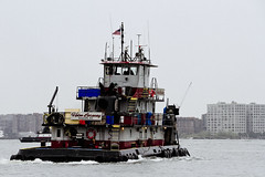 r_180909300_beat0075_a (Mitch Waxman) Tags: 2018greatnorthrivertugboatrace hudsonriver manhattan tugboat workingharborcommittee newyork