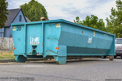 Basin Disposal (Thrash 'N' Trash Prodcutions) Tags: garbage trash refuse dumpster recycle recycling bin container metal rubbish sanitation disposal junk scrap dustbin basindisposal pasco washington trashmonkey22