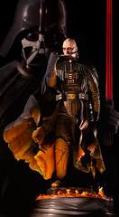 Darth Vader | Statue | Sideshow Collectibles (leadin2) Tags: statue star wars canon 2018 sideshow collectibles starwars premium format the empire strikes back polystone mythos lord sith mustafar clone episode iii revenge