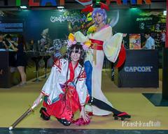 Bangkok Comic Con x AFATH 2015 (krashkraft) Tags: 2015 allrightsreserved bangkok comiccon krashkraft saranponsaksitpitak thailand krungthepmahanakhon th cosplay pretty beauty gorgeous cute beautiful lovely