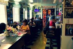 Peggy Sue's Diner (Nikorasusan) Tags: america travel tourist city citystreets streetphotography fujifilm xpro2 fujixpro2