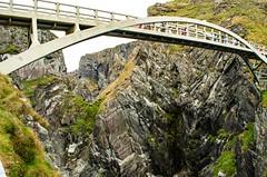 Mizen Head Signal Station and Mizen Bridge (Ireland) (giannizigante) Tags: crookhavenharbour dublino irlanda kinsale