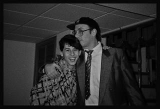 Pete & Jimi, early 1990s