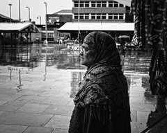 Wet Hyde Market (JEFF CARR IMAGES) Tags: northwestengland greatermanchester cityscapes streetlife