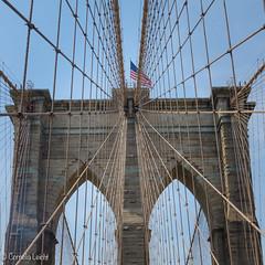Brooklin Bridge (Conny242) Tags: newyork brooklin bridge usa new york brücke