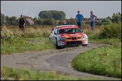 Rallye du Béthunois 2018 : Garry Jennings / Rory Kennedy (Julien Dillocourt) Tags: rallye rally bethune bethunois france 2018 garry jennings rory kennedy subaru impreza wrc s12