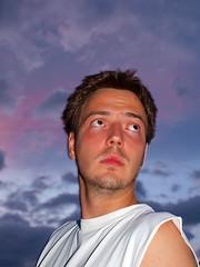 (milicamacanovic) Tags: 2010 portrait face he man