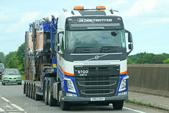 Volvo FH National Road Planing YR63 OHY (SR Photos Torksey) Tags: transport truck haulage hgv lorry lgv logistics road commercial vehicle traffic freight volvo fh national planing