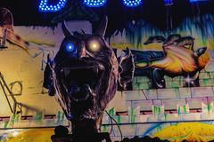 Luna Park (domjuniorlemma) Tags: lunapark luna park fun funny night tonight happy happier lights horror shadow black young teen laser flash photo photography photoshop photoshoot photographer photobooth photograph ghost boyfriend girlfriend techno music child clown demon shock wave ufo ranger clock baseball superstar high fear low smile wheel neon