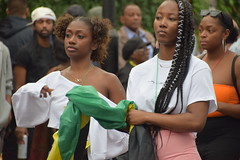 DSC_8571 Notting Hill Caribbean Carnival London Girls Aug 27 2018 Stunning Ladies Flag of Jamaica (photographer695) Tags: notting hill caribbean carnival london colourful girls performers aug 27 2018 stunning ladies flag jamaica