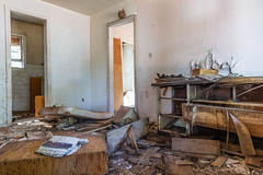 Abandoned Ghost Town (The Dying Light) Tags: 2018 abandoned canon abandonedghosttown roadtrip abandonedbuildings abandonedtown abandonedmotel