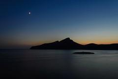 Sa Dragonera (derliebewolf) Tags: landschaft natur sunset santelm illesbalears spanien es sadragonera dragonera island majorca mallorca mediterraneansea sea bluehour bluelight summer roadtrip